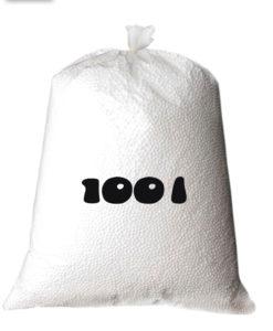 Náplň do sedacích vaků 100l
