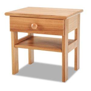 Noční stolek do ložnice Pascal 2