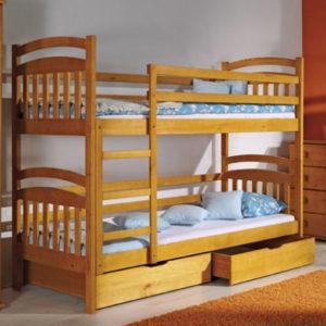 Patrová postel Eliza