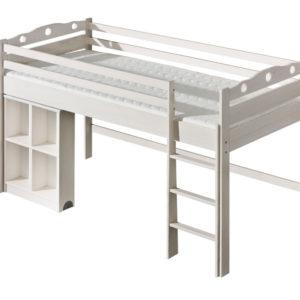 Patrová postel s výsuvným pultem Kazach