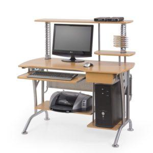 Počítačový stůl s výsuvnou deskou Avital