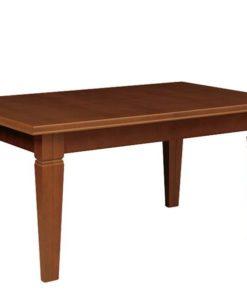 Rozkládací jídelní stůl Lord 2 - kaštan