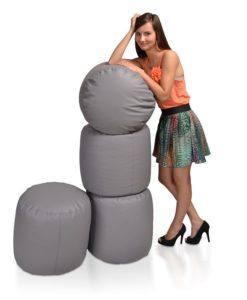 Sedací taburetka Sarina 47x50