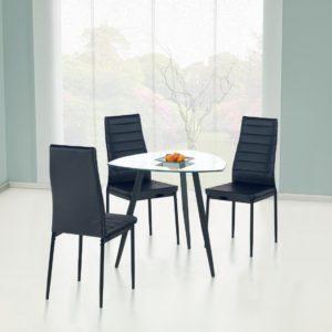 Skleněný jídelní stůl Neklen