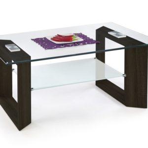 Skleněný konferenční stolek Tilon 2