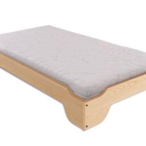 Stohovatelná dřevěná postel Darel