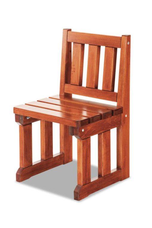 Zahradní židle Fortina - masiv