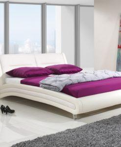 Čalouněná manželská postel Laurent