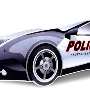 Dětská postel Policie
