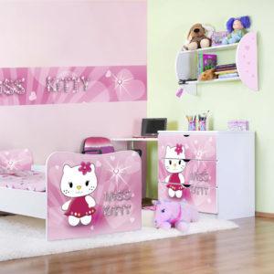 Dětský pokoj Miss Kitty