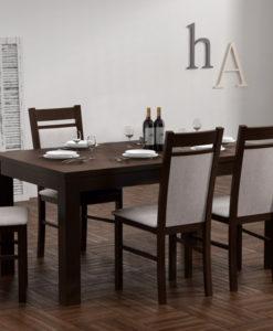 Elegantní jídelní set 4+1 Rosalia
