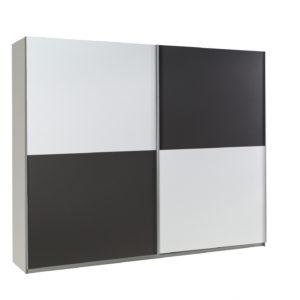 Šatní skříň s posuvnými dveřmi Darvin 21