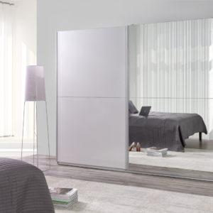 Šatní skříň se zrcadlem Darvin 24