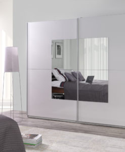 Šatní skříň se zrcadlem Darvin 25