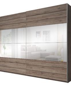 Šatní skříň se zrcadlem Ferer dst