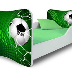 Dětská postel Fotbal 1