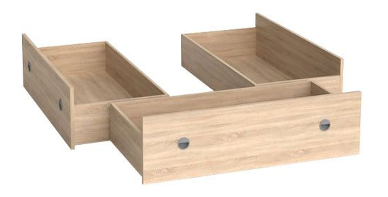 Šuplíky k posteli Lavelo 1