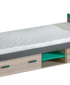 Jednolůžková dětská postel Persida 1