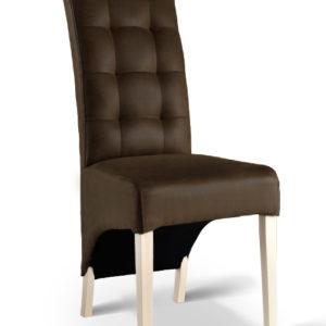 Čalouněná jídelní židle Tysma