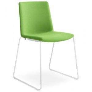 Čalouněná konferenční židle Samira