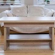 Rozkládací konferenční stolek Everlas