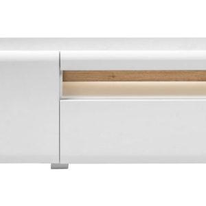 Televizní stolek Cristal 1 - levý