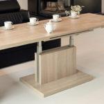 Zvedací konferenční stolek Murtin
